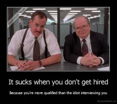 job, interview,idiots