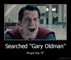 "Searched ""Gary Oldman"""